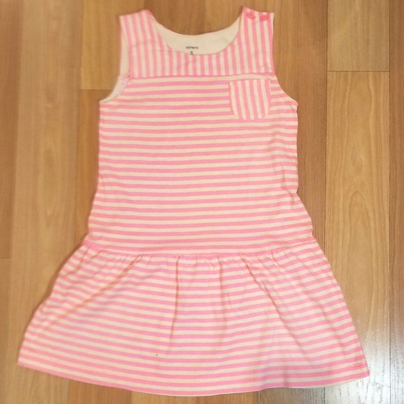 Carter's Other - Girl's Carter's Striped Dress